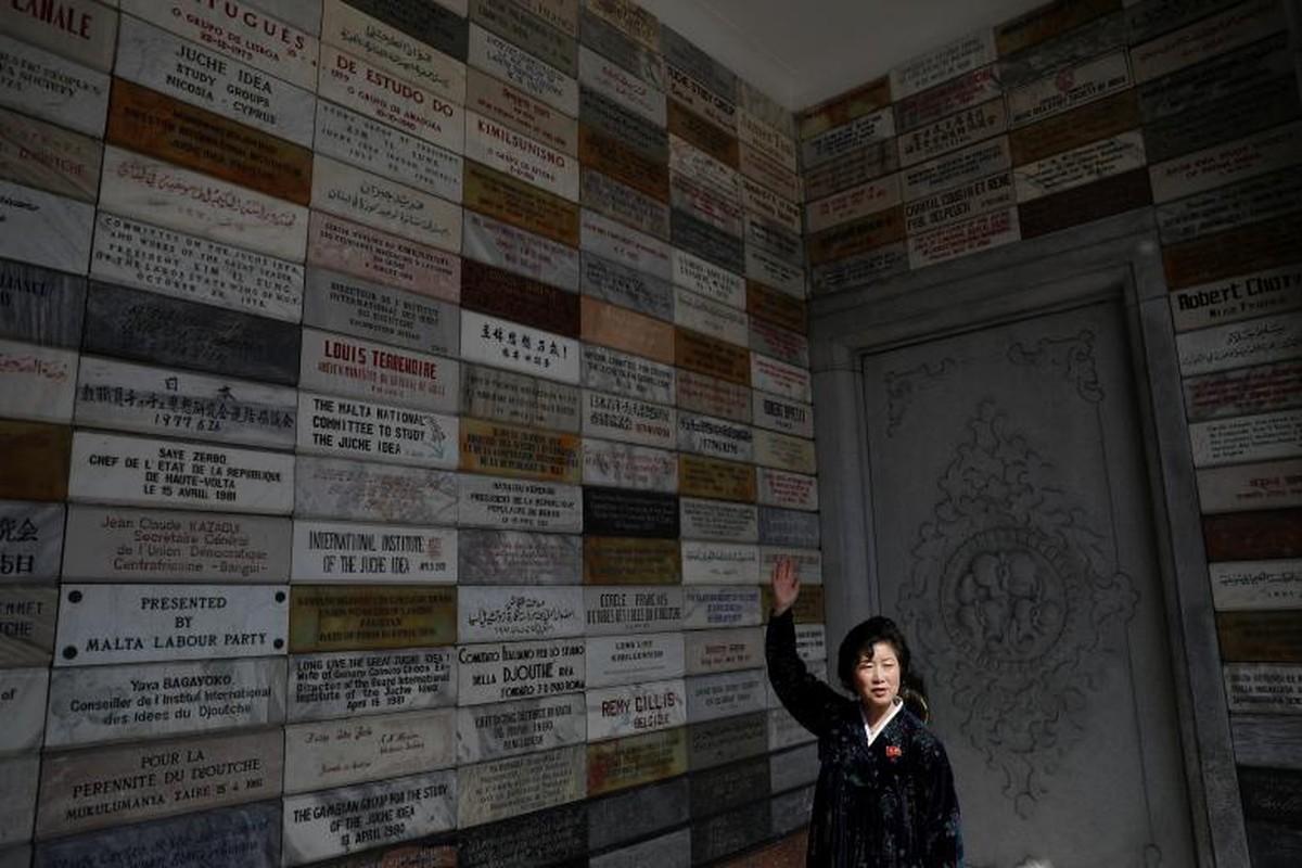 Cuoc song yen binh o Trieu Tien qua anh Reuters-Hinh-2