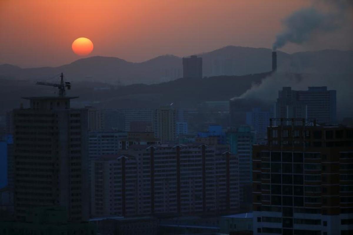 Cuoc song yen binh o Trieu Tien qua anh Reuters-Hinh-3
