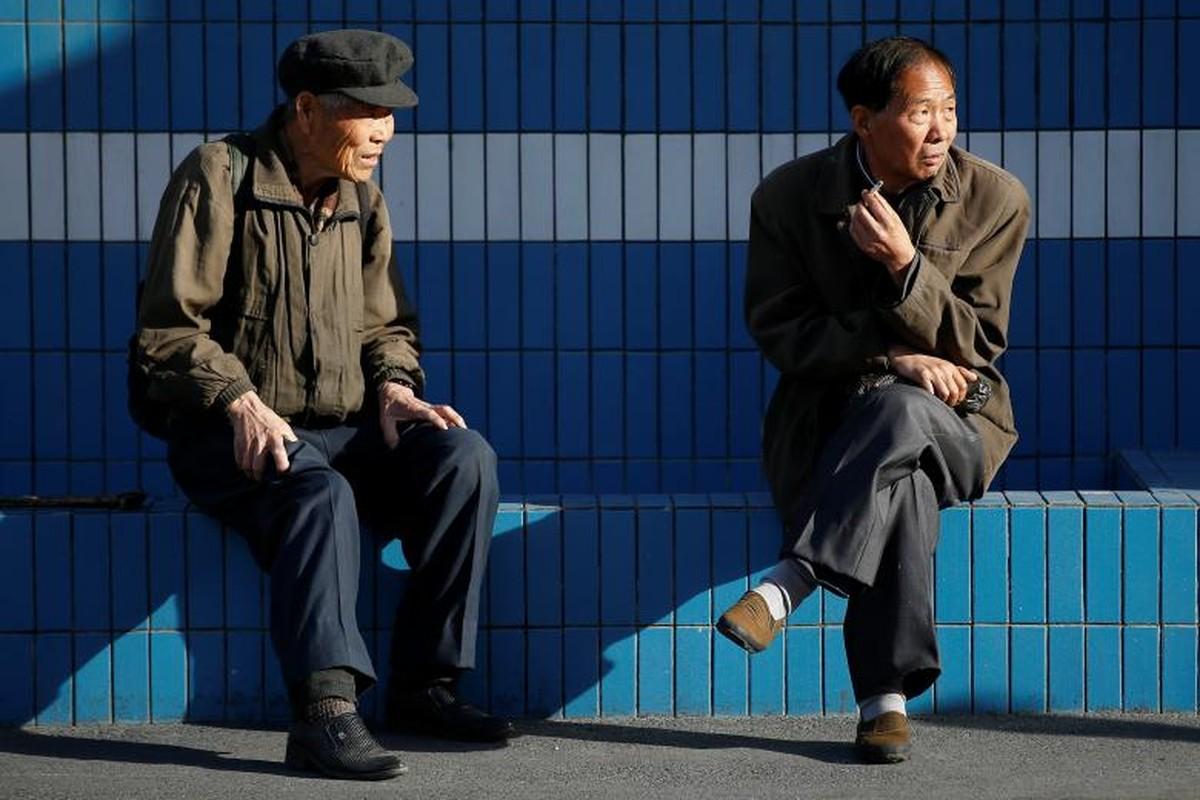 Cuoc song yen binh o Trieu Tien qua anh Reuters-Hinh-5