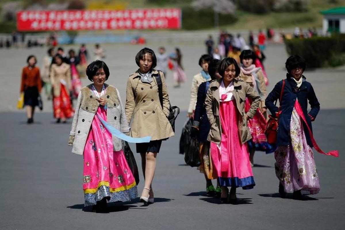 Cuoc song yen binh o Trieu Tien qua anh Reuters-Hinh-7