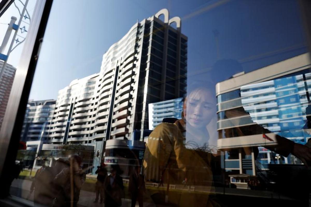 Cuoc song yen binh o Trieu Tien qua anh Reuters-Hinh-9