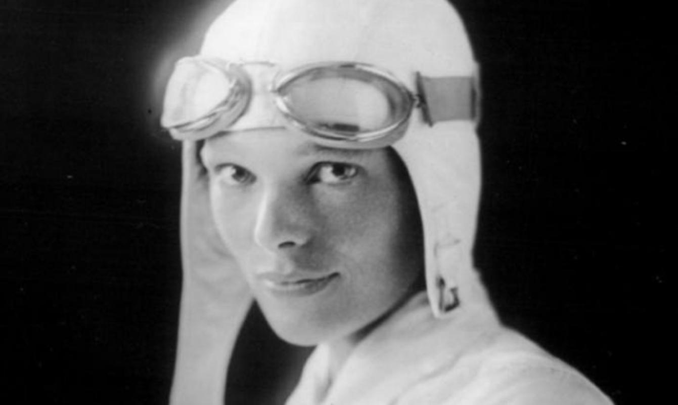 15 dieu it biet ve nu phi cong huyen thoai Amelia Earhart