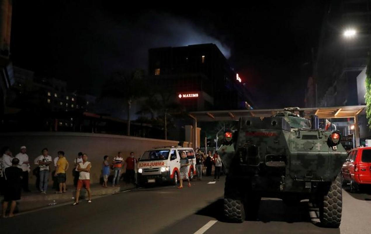 Toan canh vu tan cong khu nghi duong o Manila, Philippines-Hinh-3