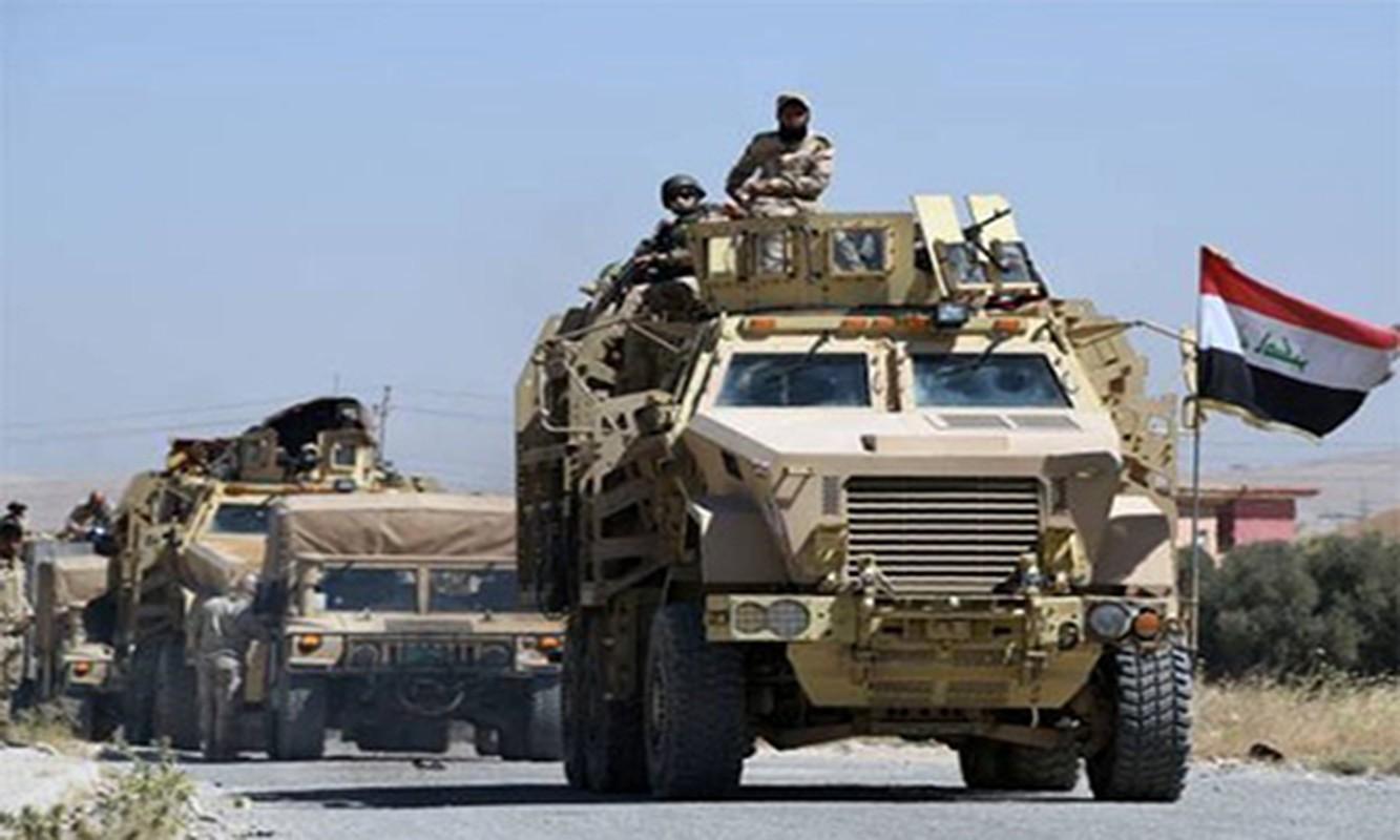 Anh: Luc luong Iraq chuan bi danh chiem thanh pho Tal Afar-Hinh-10