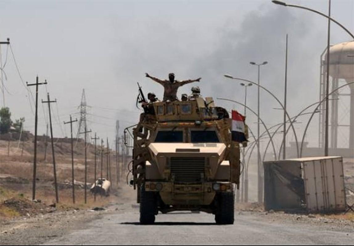 Anh: Luc luong Iraq chuan bi danh chiem thanh pho Tal Afar-Hinh-12