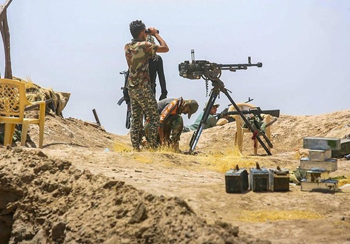 Anh: Luc luong Iraq chuan bi danh chiem thanh pho Tal Afar-Hinh-3