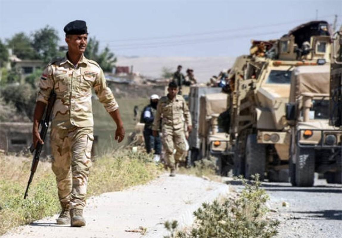 Anh: Luc luong Iraq chuan bi danh chiem thanh pho Tal Afar-Hinh-8