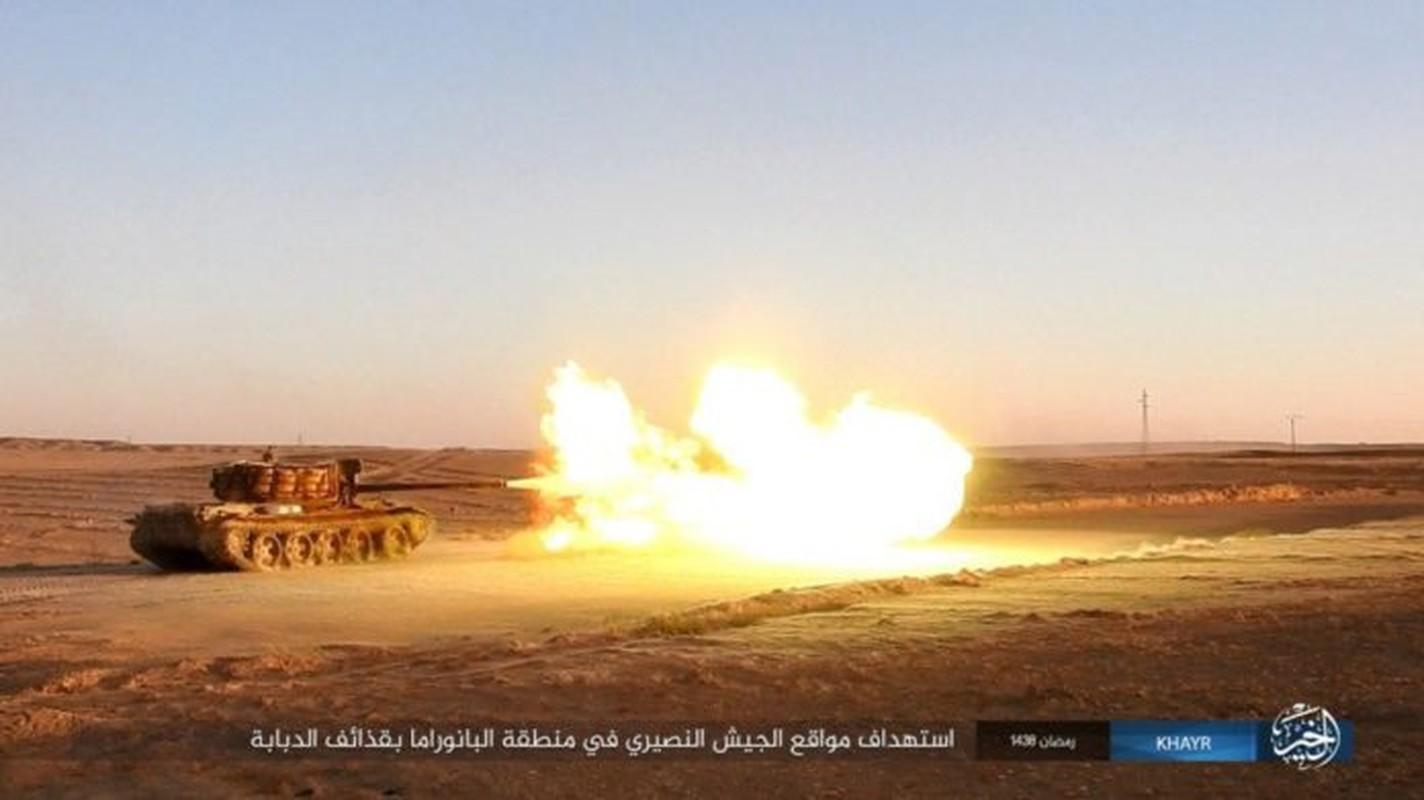 Anh: Phien quan IS doc toan luc danh chiem Deir ez-Zor-Hinh-2