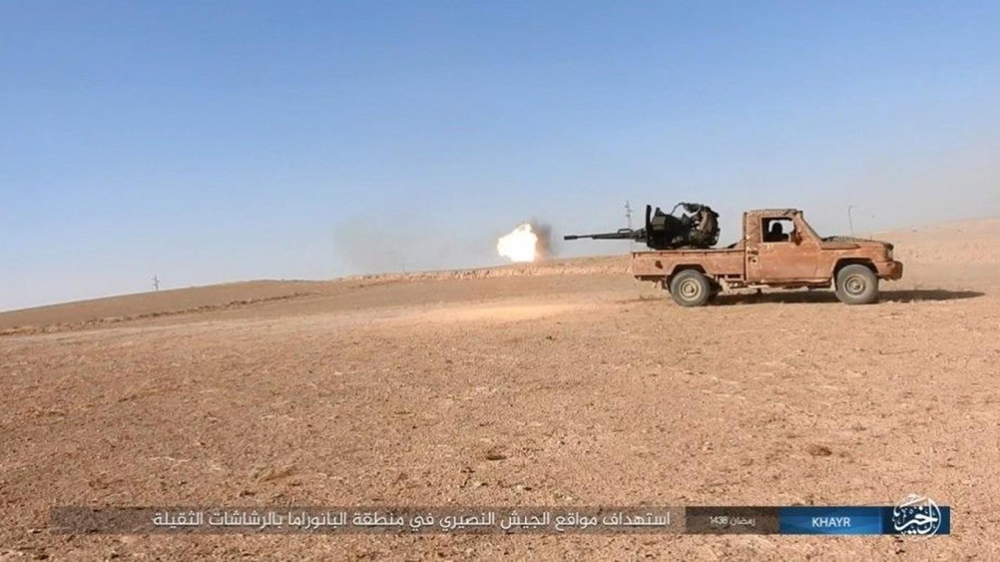 Anh: Phien quan IS doc toan luc danh chiem Deir ez-Zor-Hinh-4