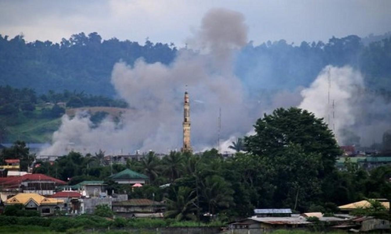 Anh moi nhat chien dich giai phong thanh pho Marawi-Hinh-5
