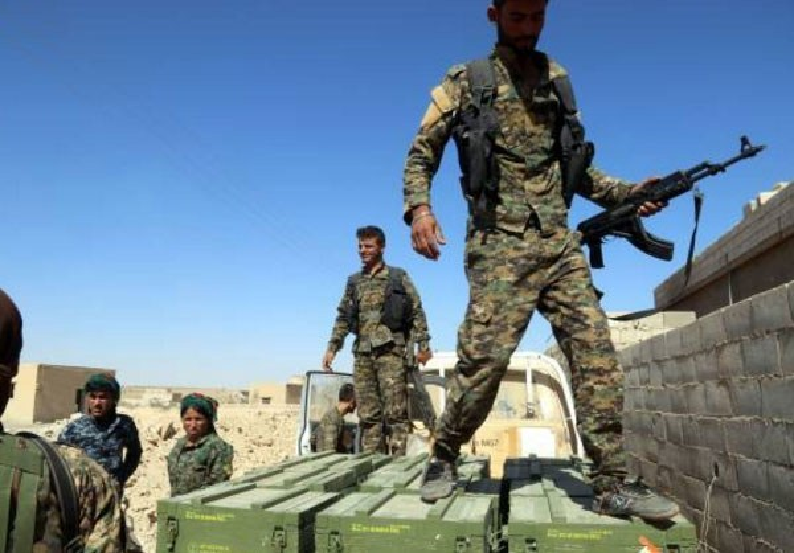 "Anh: My ""tuon"" vu khi cho nguoi Kurd tai Raqqa-Hinh-8"