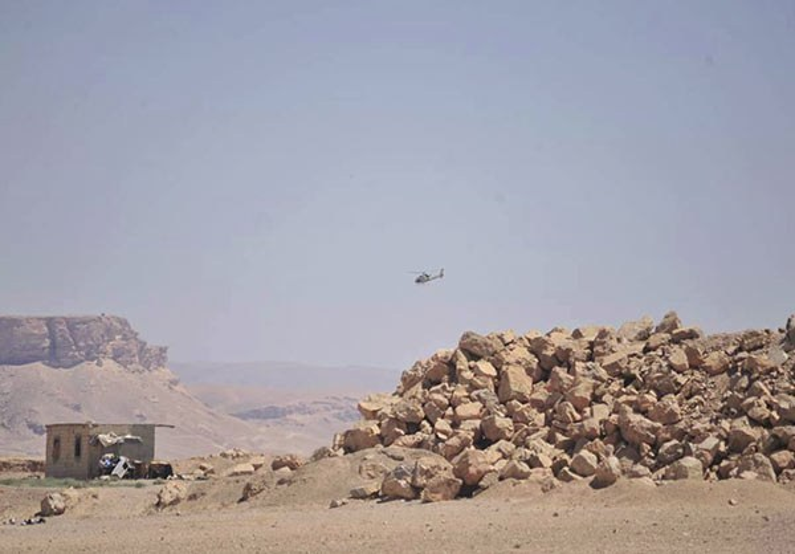 Anh: Quan Syria dai thang o Homs, chiem mo khi dot Arak-Hinh-2