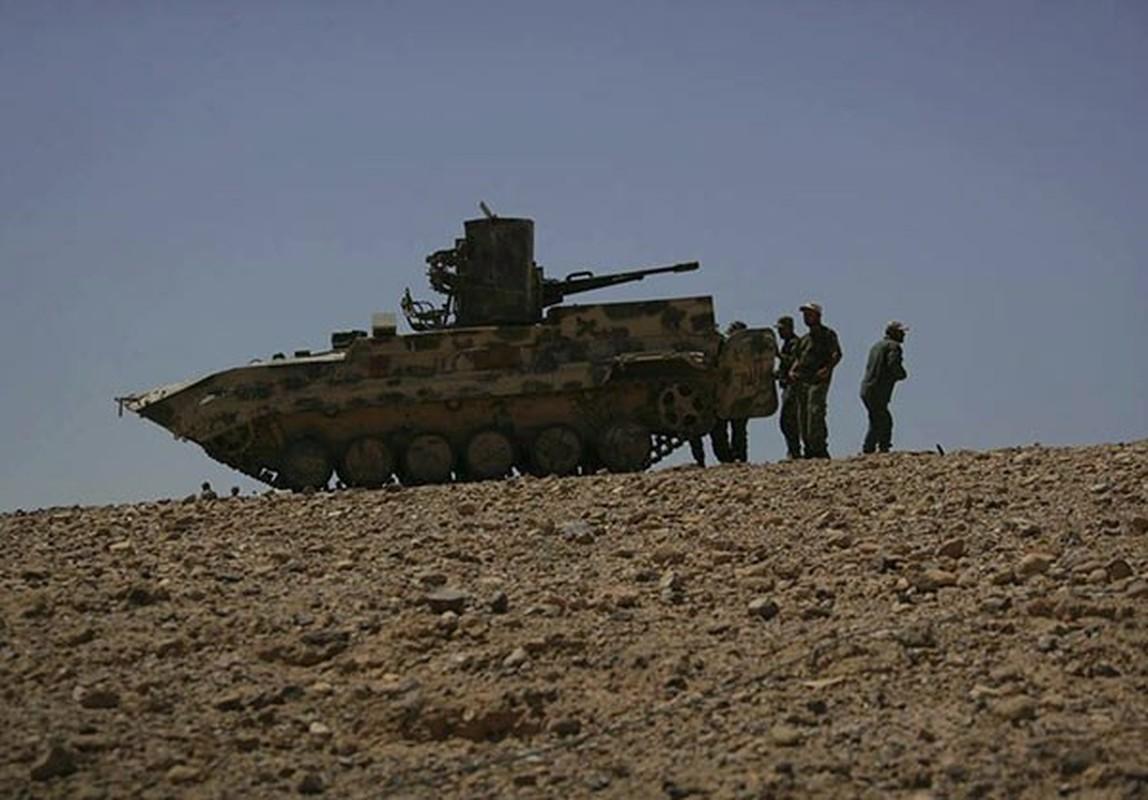 Anh: Quan Syria dai thang o Homs, chiem mo khi dot Arak-Hinh-8