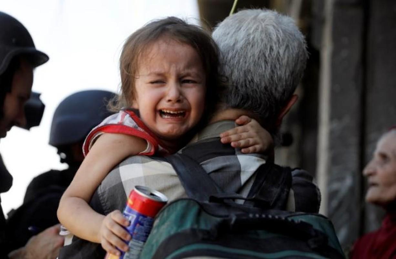 Anh: Giao tranh du doi, dan Iraq keo nhau roi Thanh co Mosul-Hinh-12
