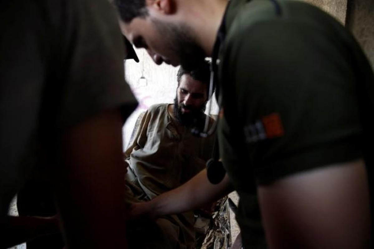 Anh: Giao tranh du doi, dan Iraq keo nhau roi Thanh co Mosul-Hinh-8