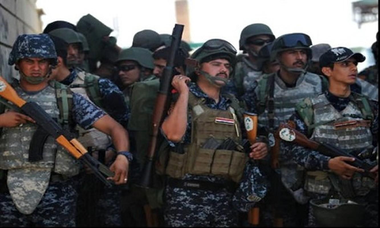 Anh: Quan doi Iraq thoc sau vao khu pho co Mosul-Hinh-8