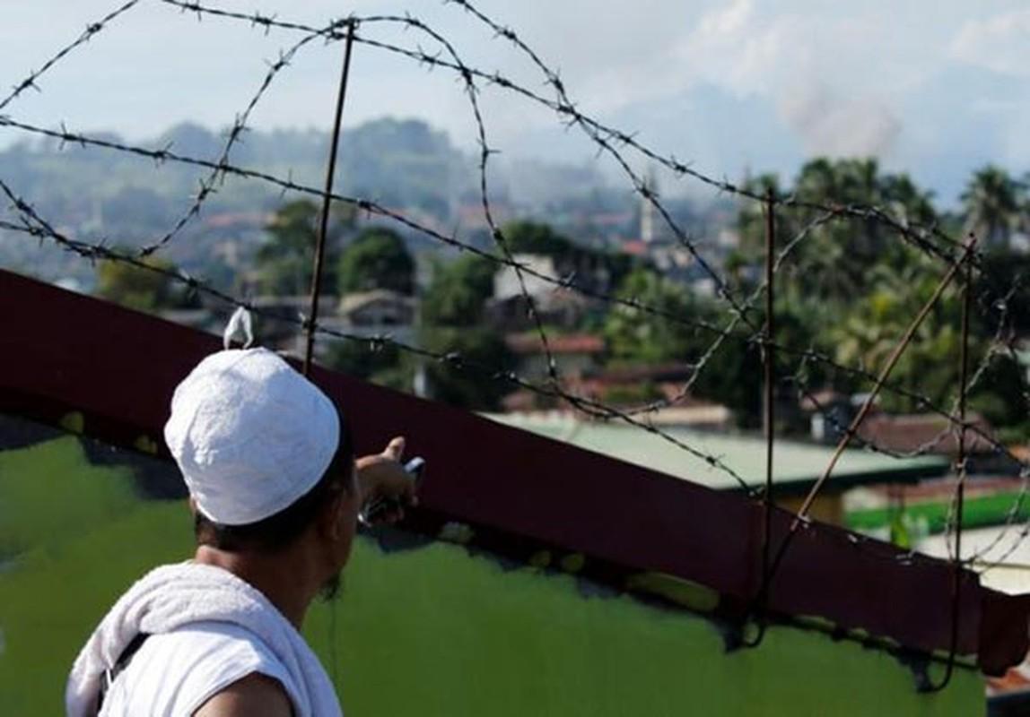 Anh cap nhat chien su ac liet tiep dien tai Marawi