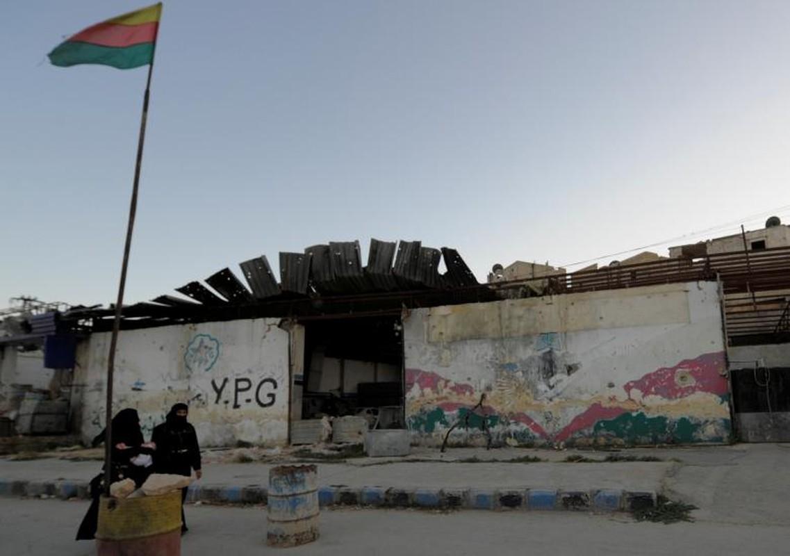 Dot nhap quan nguoi Kurd trong long thanh pho Aleppo-Hinh-11