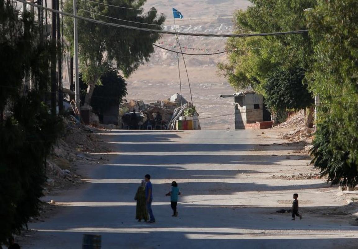 Dot nhap quan nguoi Kurd trong long thanh pho Aleppo-Hinh-12