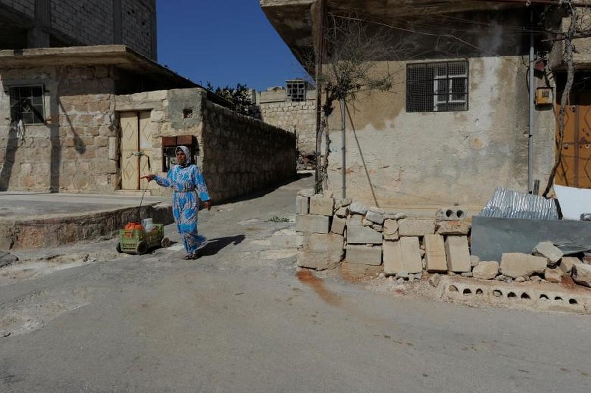 Dot nhap quan nguoi Kurd trong long thanh pho Aleppo-Hinh-13