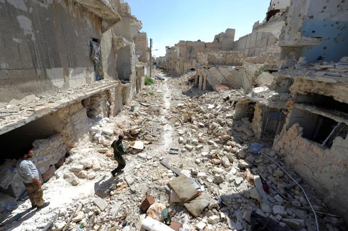 Dot nhap quan nguoi Kurd trong long thanh pho Aleppo-Hinh-3
