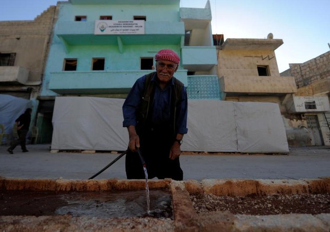 Dot nhap quan nguoi Kurd trong long thanh pho Aleppo-Hinh-8