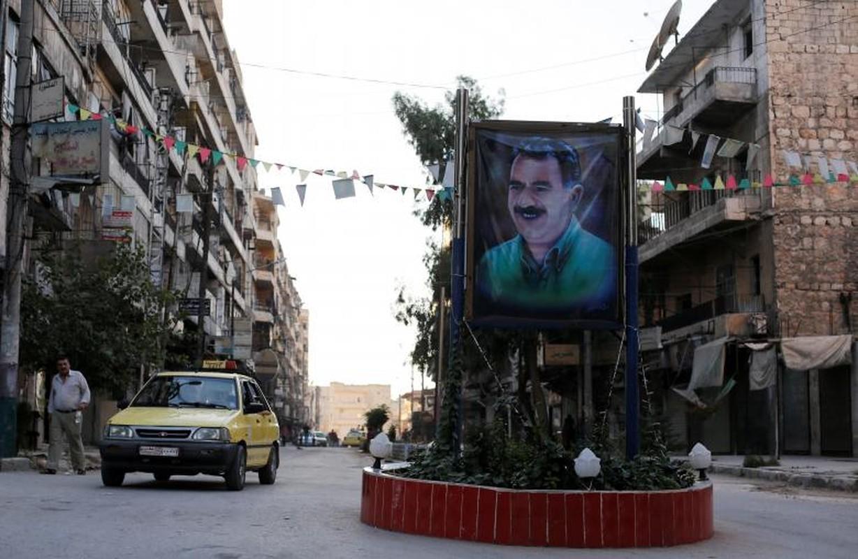 Dot nhap quan nguoi Kurd trong long thanh pho Aleppo-Hinh-9