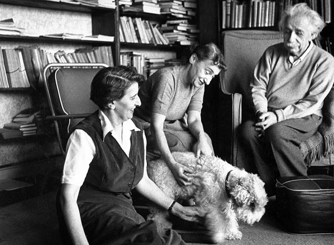 Anh hiem ve thien tai Albert Einstein thap nien 1940-Hinh-5