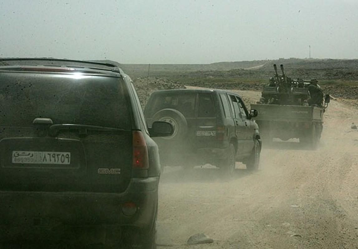 Anh: Quan doi Syria thang lon gan bien gioi voi Jordan-Hinh-2