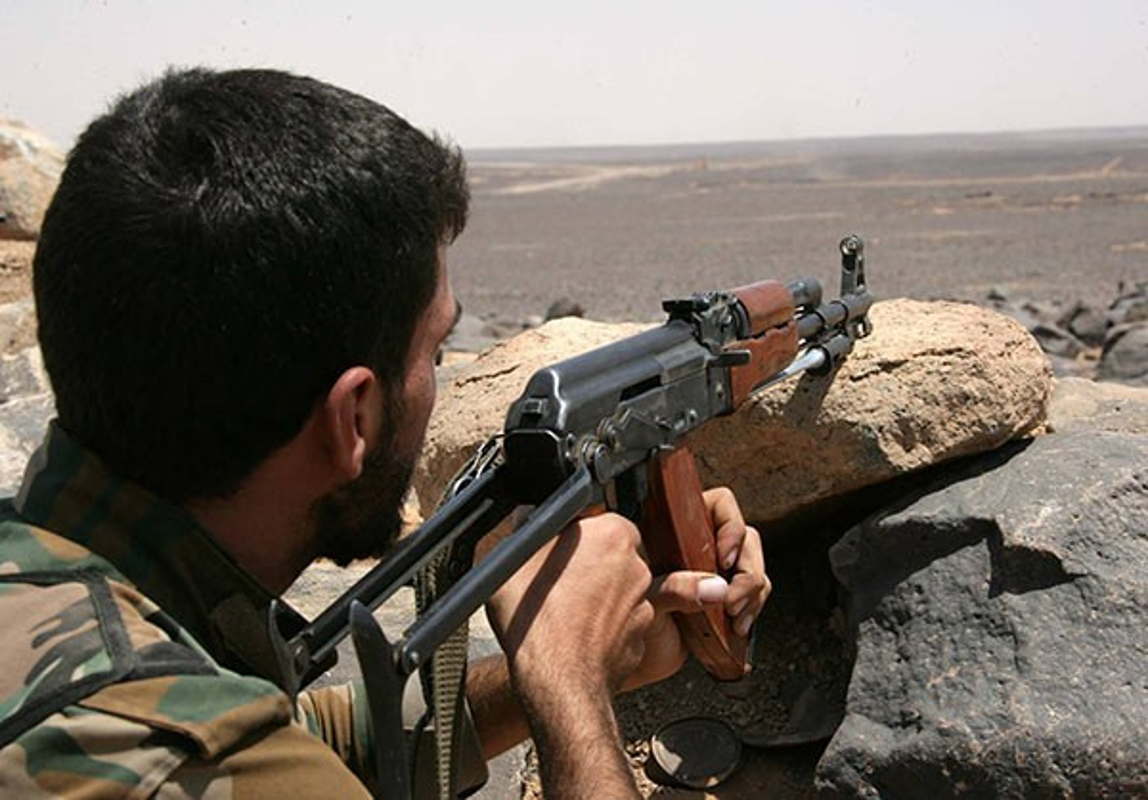 Anh: Quan doi Syria thang lon gan bien gioi voi Jordan-Hinh-6
