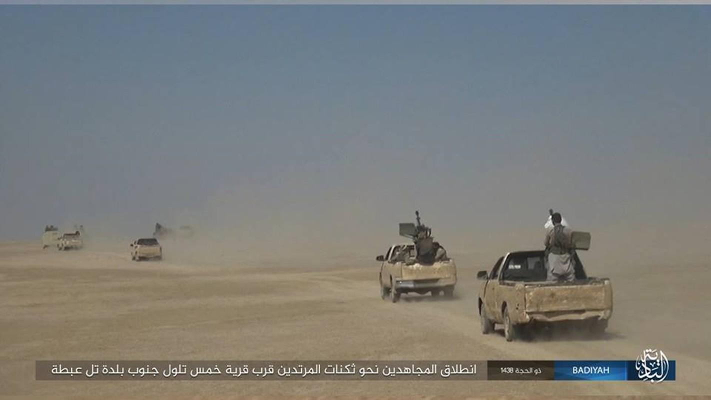 Anh: Khung bo IS tan cong du doi dan quan Iraq-Hinh-2