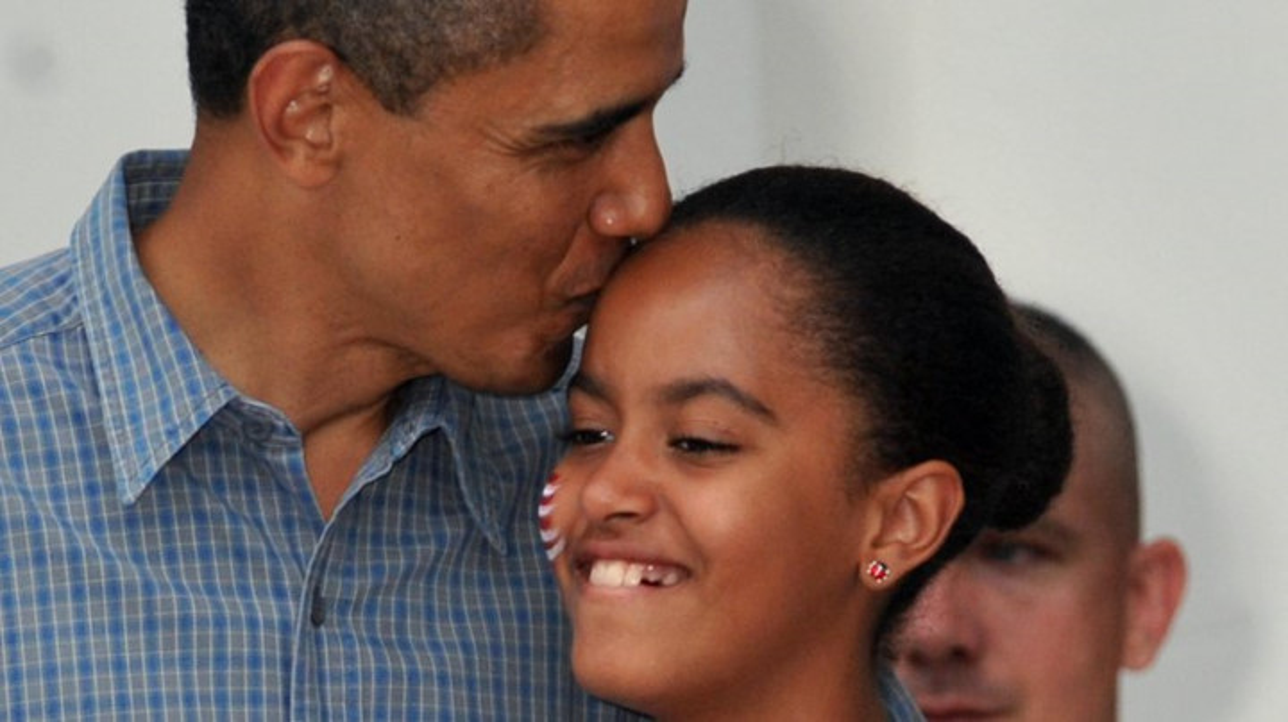 Nhung dieu ban chua biet ve Malia Obama