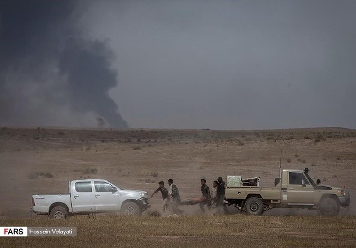 Anh: Mot ngay, quan doi Iraq diet 200 phien quan IS o Hawija