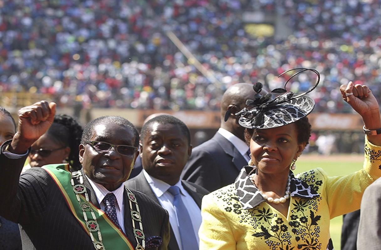 Quen song xa hoa, ba Mugabe ra sao sau khi chong mat chuc?-Hinh-11