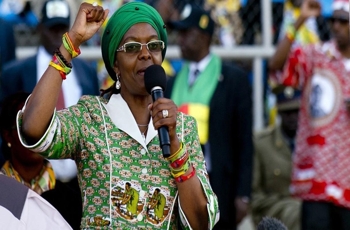Quen song xa hoa, ba Mugabe ra sao sau khi chong mat chuc?-Hinh-9