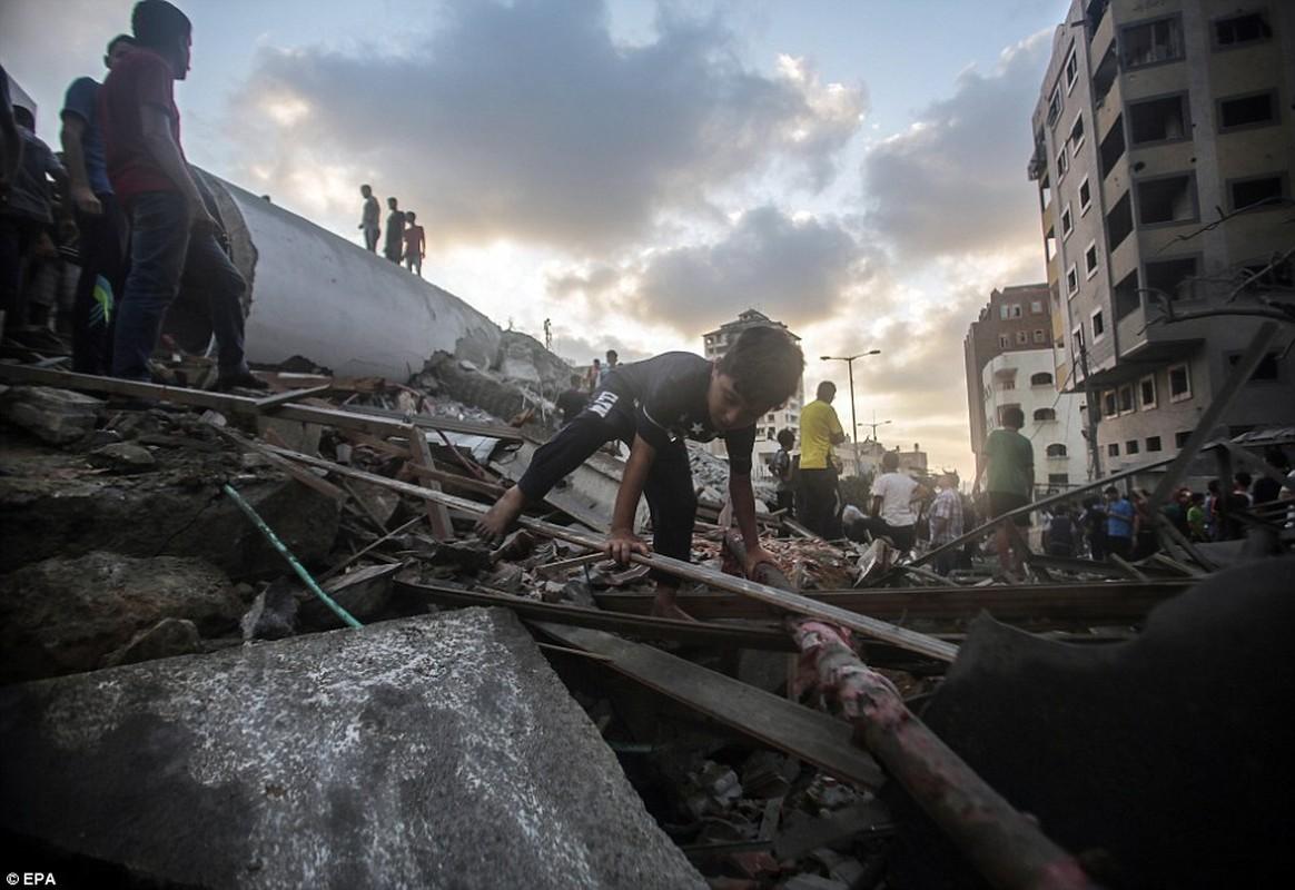 """Israel-Hamas doi dau, Dai Gaza hung du """"mua bom bao dan""""-Hinh-15"""