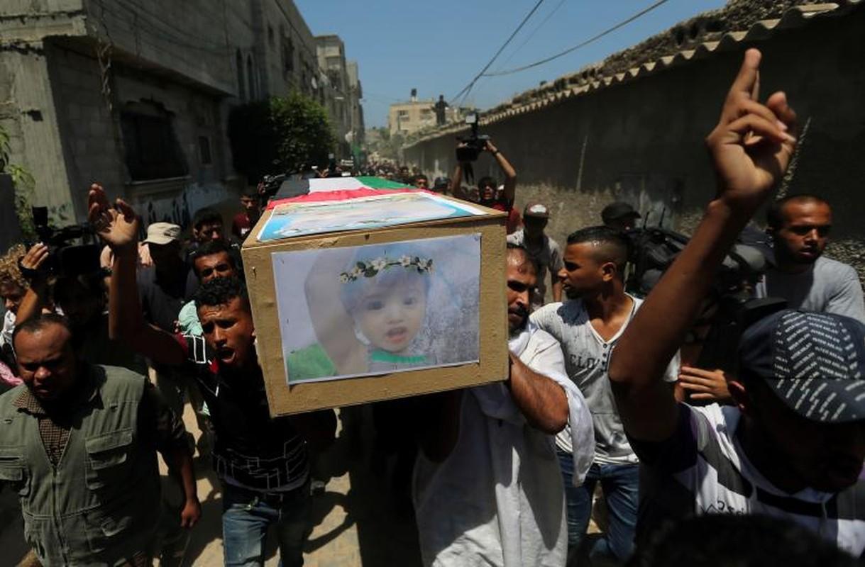 """Israel-Hamas doi dau, Dai Gaza hung du """"mua bom bao dan""""-Hinh-7"""