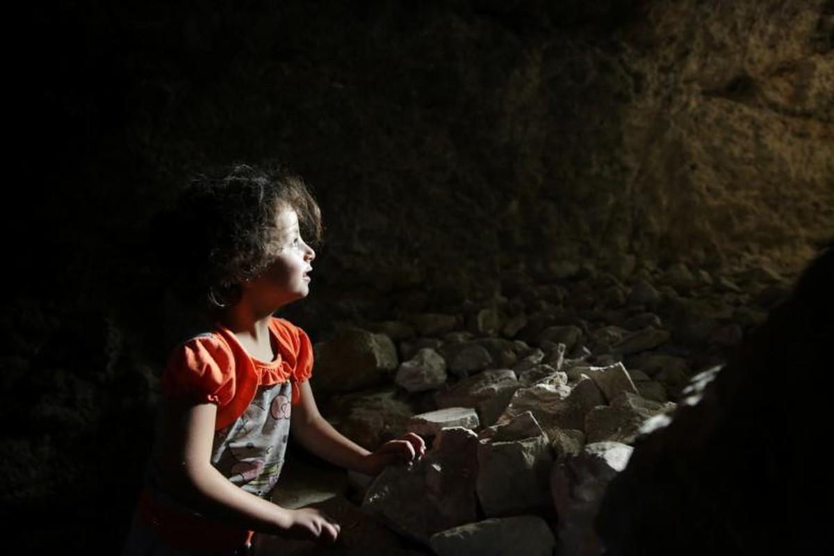 """Cu dan Idlib san sang cho """"cuoc chien cuoi cung"""" tai Syria-Hinh-10"""