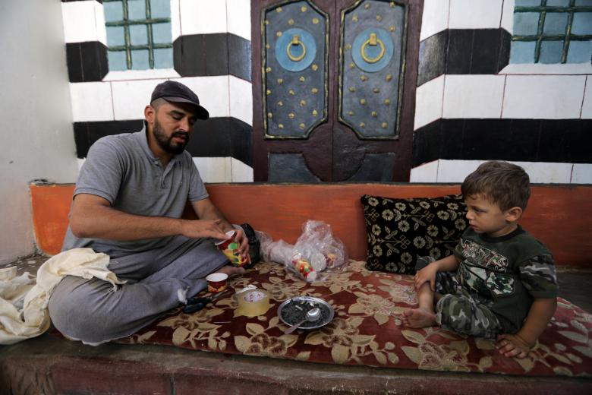 """Cu dan Idlib san sang cho """"cuoc chien cuoi cung"""" tai Syria-Hinh-4"""