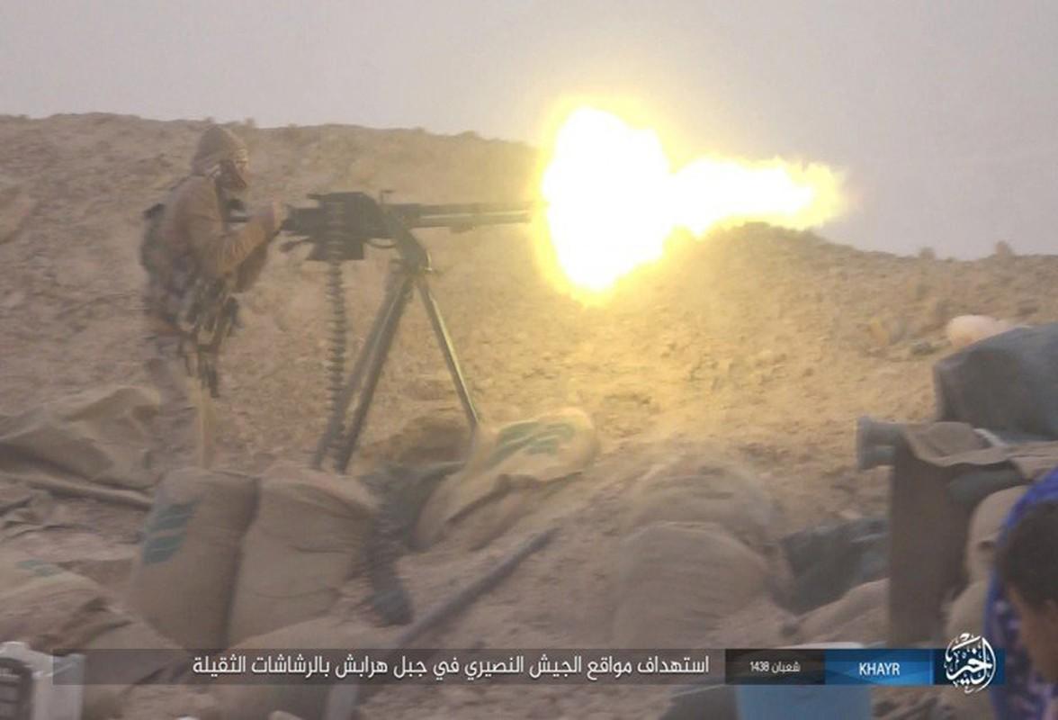 IS phan cong du doi, Quan doi Syria ton that nang tai Deir Ezzor-Hinh-2