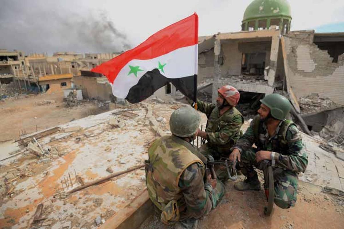 IS phan cong du doi, Quan doi Syria ton that nang tai Deir Ezzor-Hinh-5
