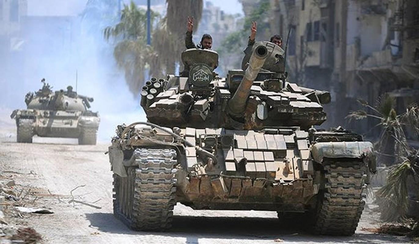 IS phan cong du doi, Quan doi Syria ton that nang tai Deir Ezzor-Hinh-7