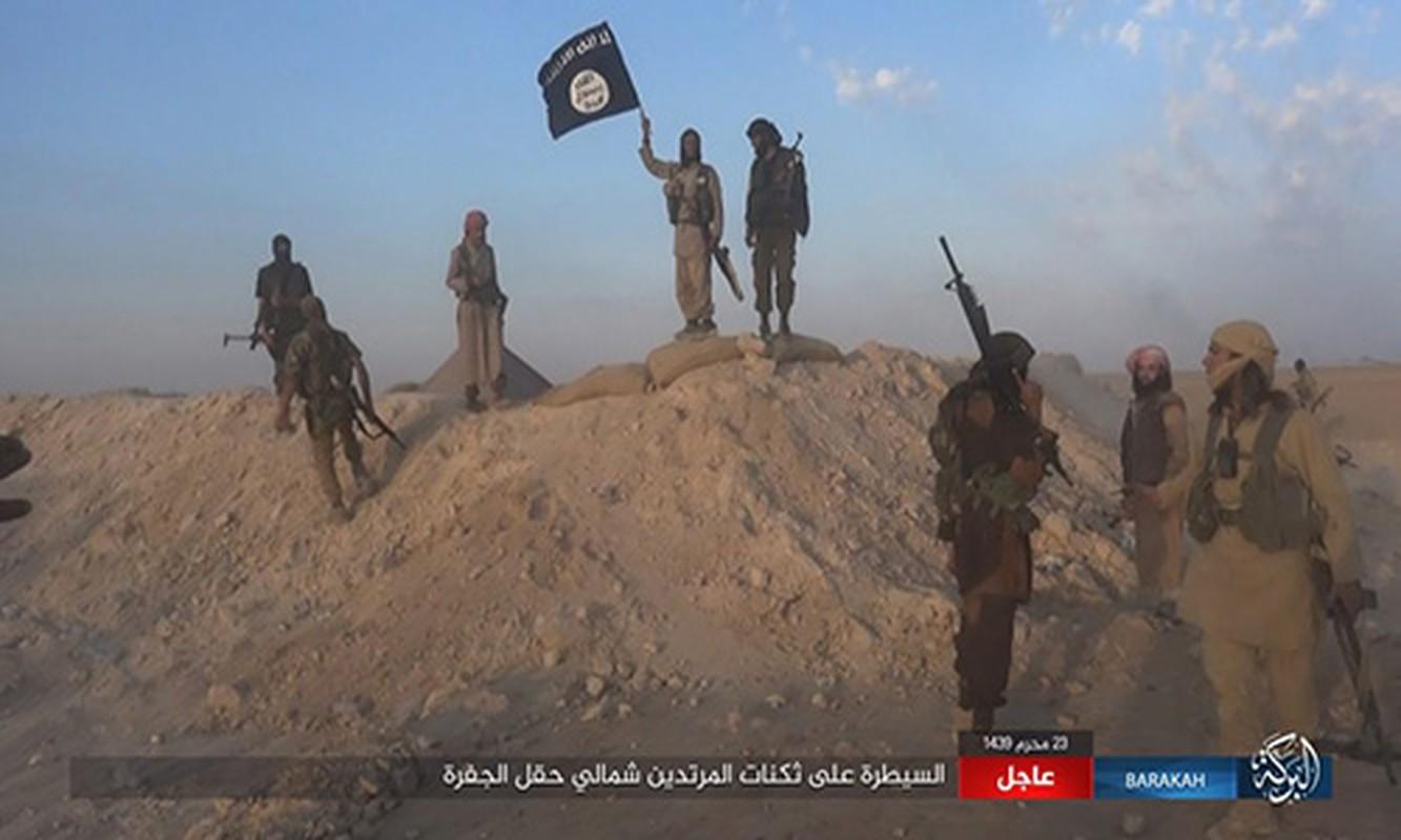 IS phan cong du doi, Quan doi Syria ton that nang tai Deir Ezzor