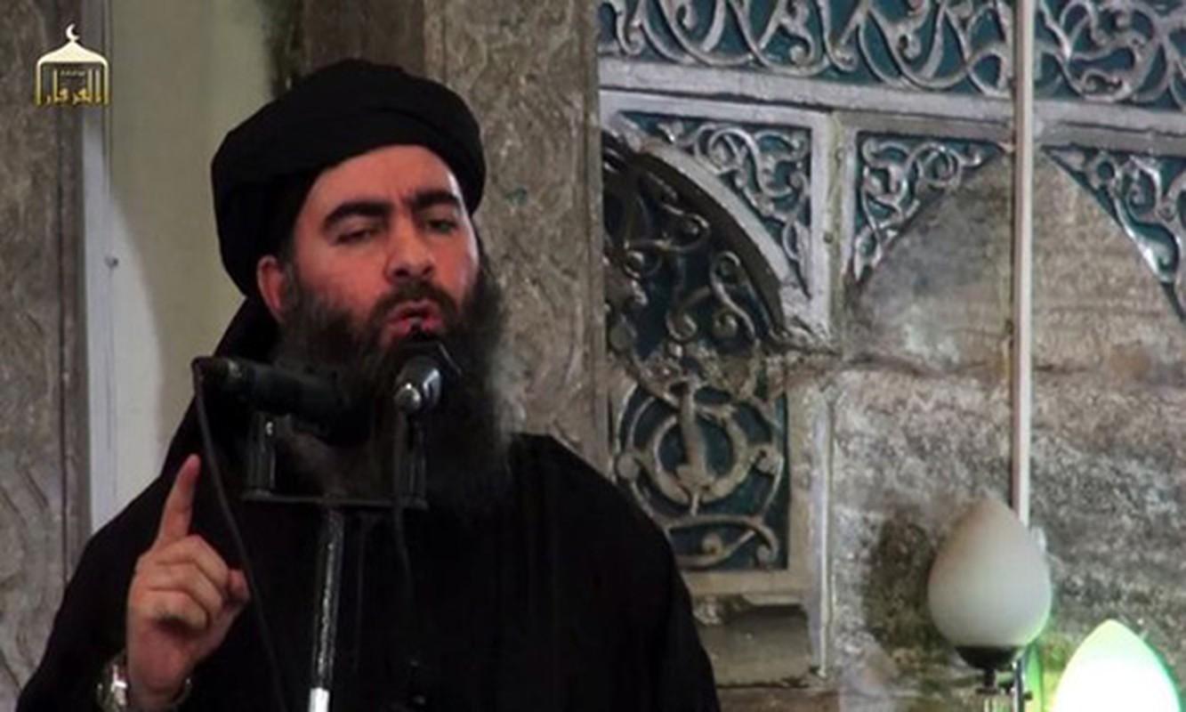 Ro tin thu linh toi cao IS Abu Bakr Al-Baghdadi da chet vi ung thu?