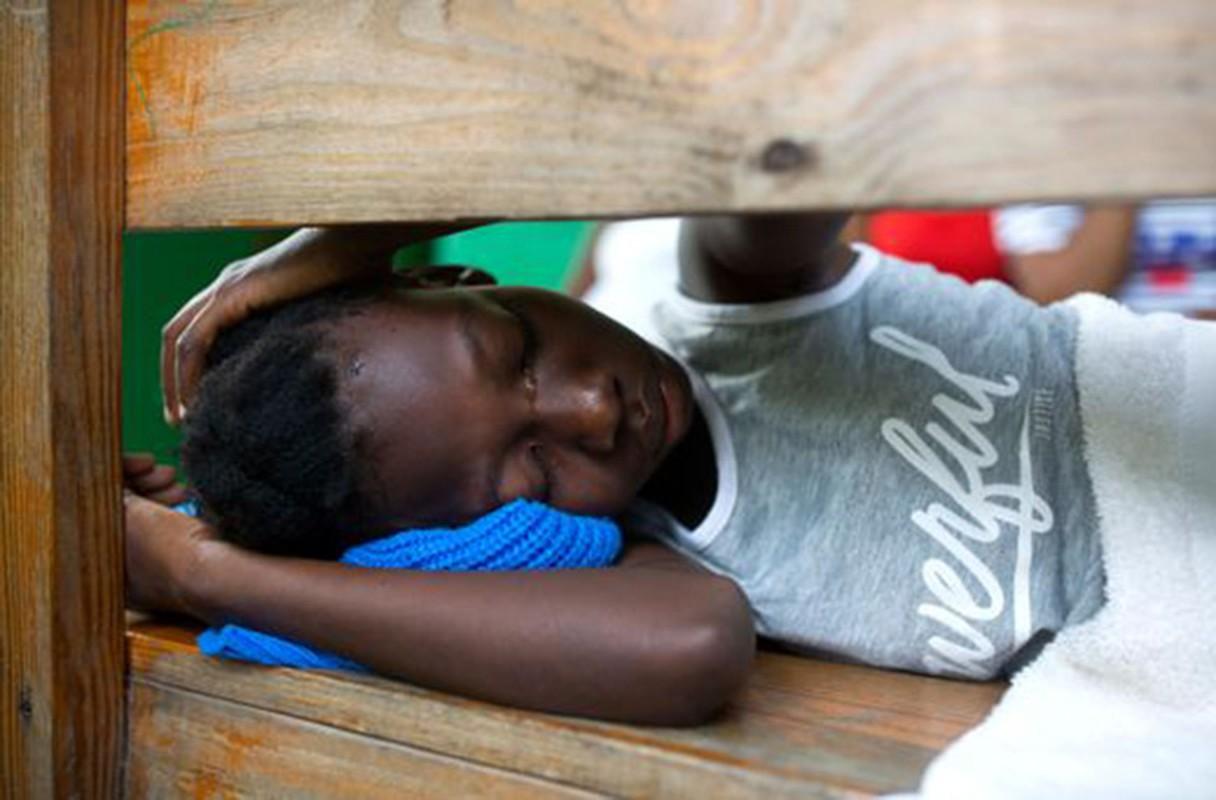 Tan hoang hien truong dong dat o Haiti, hon 100 nguoi thuong vong-Hinh-12