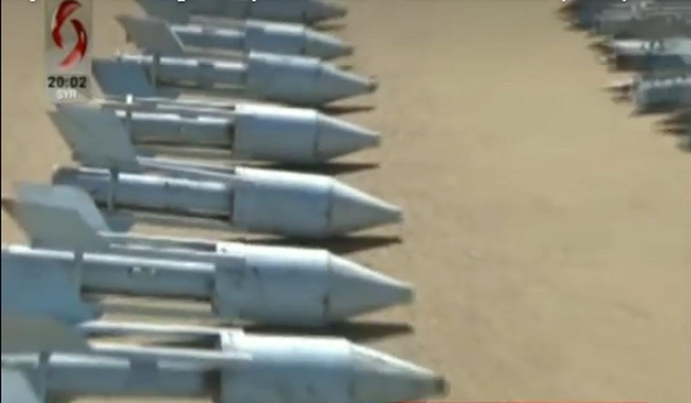 """Quan doi Syria tich thu kho vu khi """"khung"""" cua phien quan o Daraa-Hinh-3"""