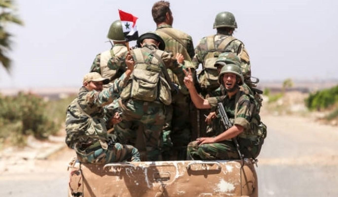 """Quan doi Syria tich thu kho vu khi """"khung"""" cua phien quan o Daraa-Hinh-5"""