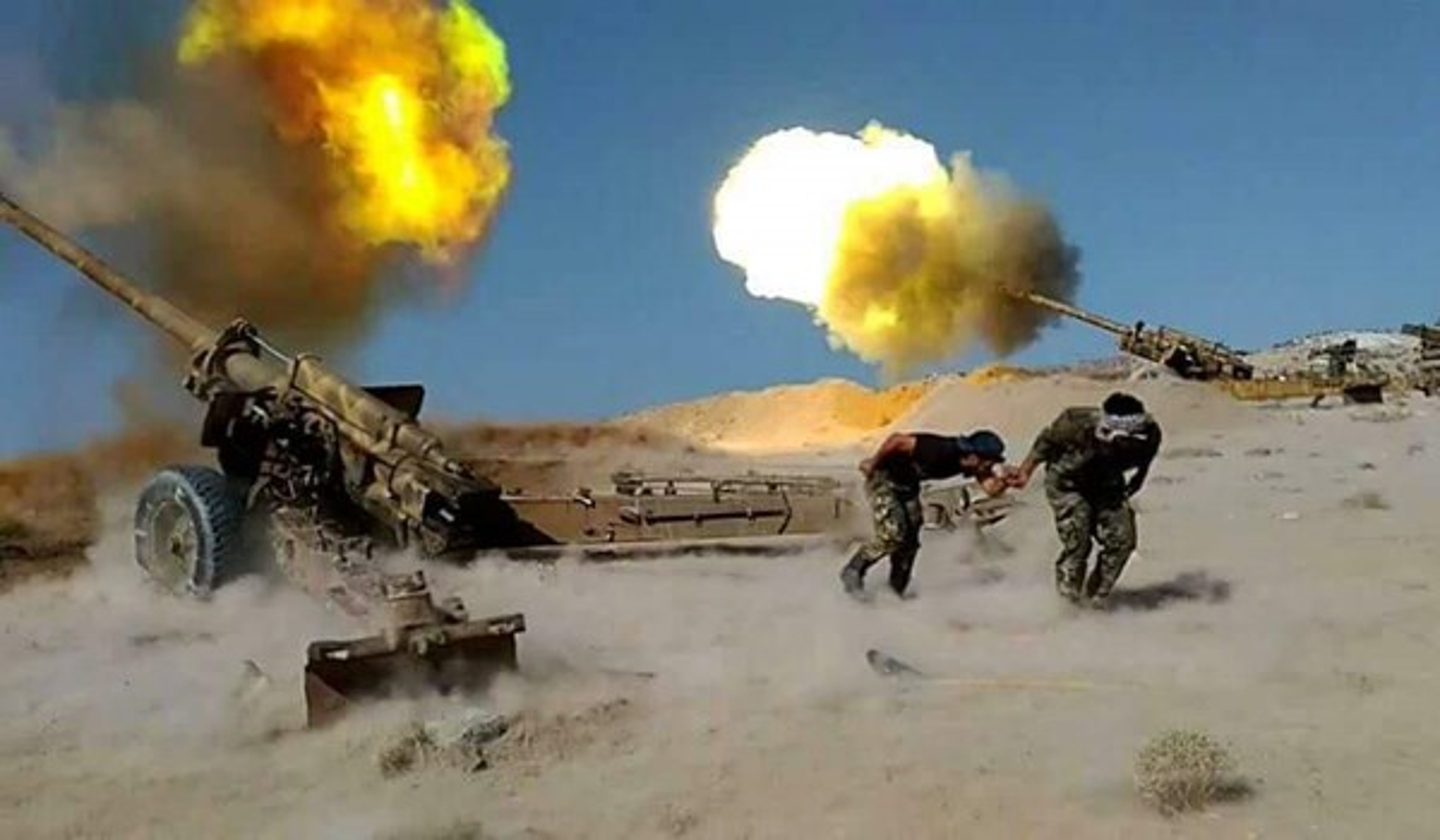 """Syria dieu tiep vien hung hau toi Sweida, sap """"ket lieu"""" IS tai al-Safa-Hinh-2"""