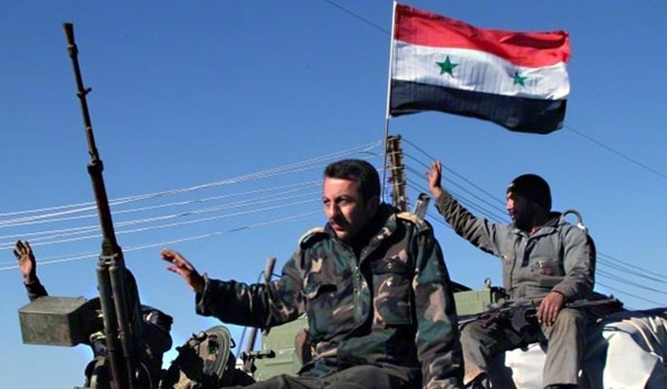 """Syria dieu tiep vien hung hau toi Sweida, sap """"ket lieu"""" IS tai al-Safa-Hinh-5"""