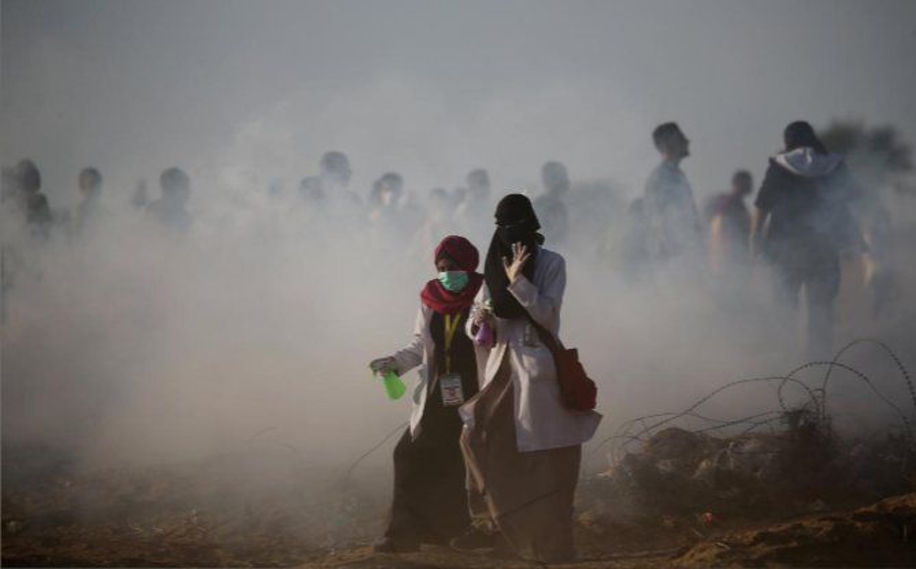 Dai Gaza lai chim trong bien lua, hang tram nguoi thuong vong-Hinh-10